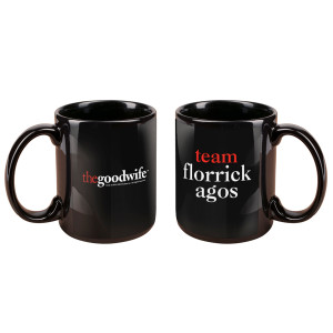 The Good Wife Team Florrick Agos Mug