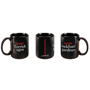 The Good Wife Team Versus Team Mug