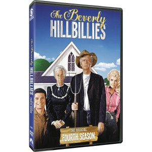 The Beverly Hillbillies: Season 4 DVD