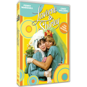 Laverne & Shirley: Season 8 DVD