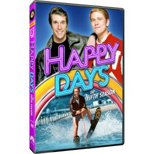 Happy Days: Season 5 DVD