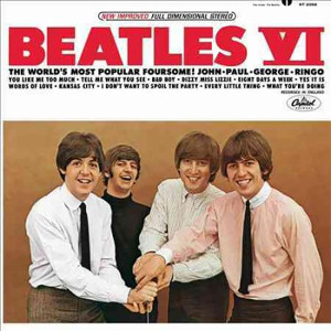 The Beatles VI CD