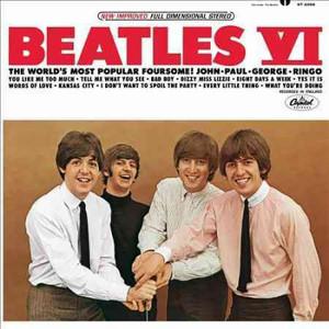 The Beatles VI CD