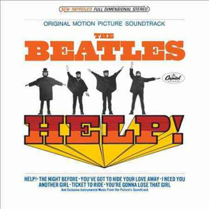 The Beatles Help! (Original Soundtrack) CD
