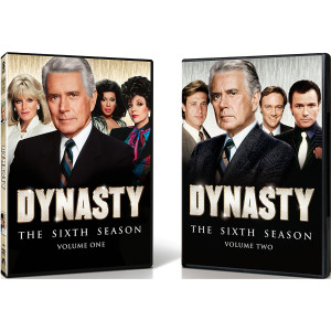Dynasty: Season 6 DVD