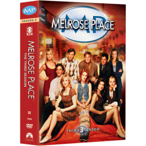Melrose Place: Season 3 DVD