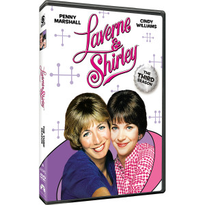 Laverne & Shirley: Season 3 DVD