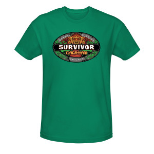 Survivor Cagayan T-shirt