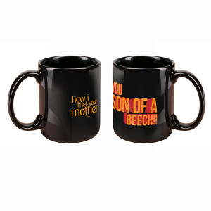 How I Met Your Mother Son of a Beech Mug