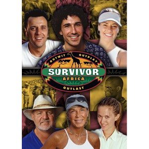 Survivor: Season 3 - Africa DVD