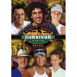 Survivor: Season 3 - Africa DVD