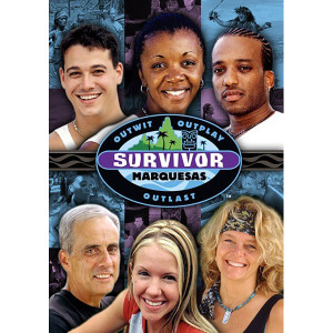 Survivor: Season 4 - Marquesas DVD