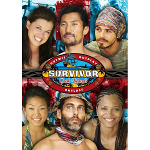 Survivor: Season 13 - Cook Islands DVD