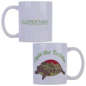 Elementary Clyde the Tortoise Mug