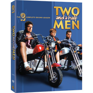 Two And A Half Men: Season 2 DVD