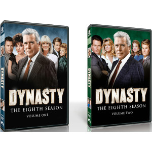 Dynasty: Season 8 DVD