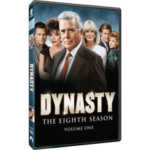 Dynasty: Season 8 - Volume 1 DVD