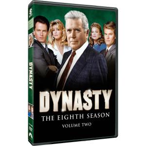 Dynasty: Season 8 - Volume 2 DVD