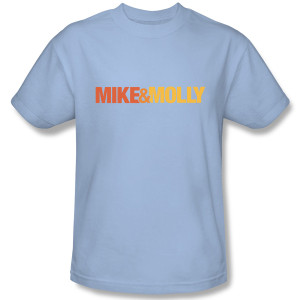 Mike & Molly Logo T-Shirt