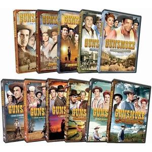 Gunsmoke: Seasons 6 - 10 DVD