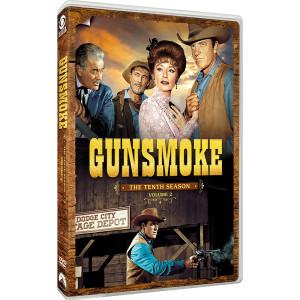 Gunsmoke: Season 10 - Volume 2 DVD