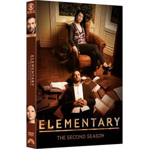 Elementary: Season 2 DVD