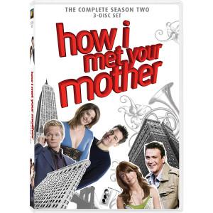 How I Met Your Mother: Season 2 DVD