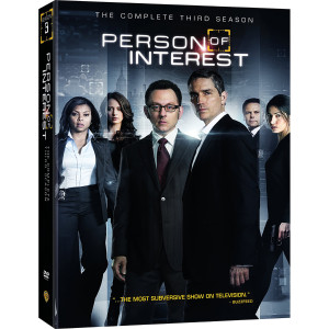 Person Of Interest: Season 3 DVD