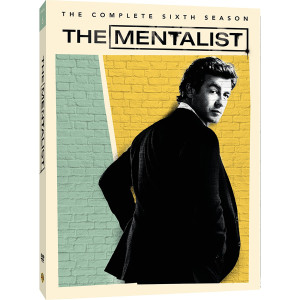 The Mentalist: Season 6 DVD