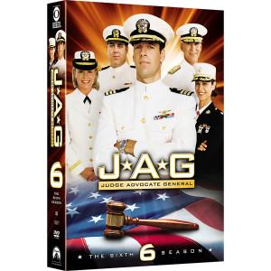 JAG: Season 6 DVD