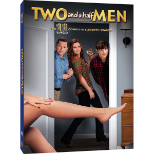 Two And A Half Men: Season 11 DVD
