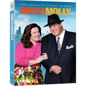 Mike & Molly: Season 4 DVD