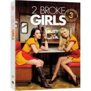 2 Broke Girls: Season 3 DVD