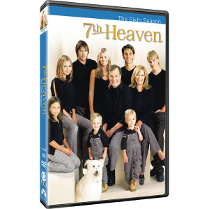 7th Heaven: Season 6 DVD