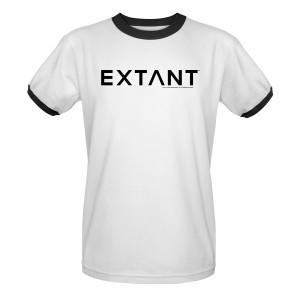 Extant Logo Ringer T-Shirt