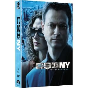 CSI: NY - Season 4 DVD