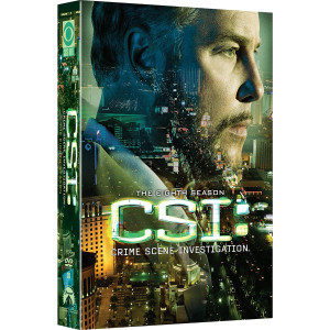 CSI: Crime Scene Investigation - Season 8 DVD