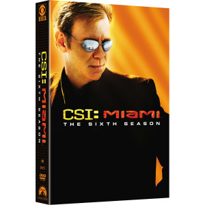 CSI: Miami - Season 6 DVD