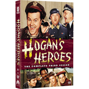Hogan's Heroes: Season 3 DVD