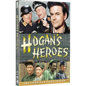 Hogan's Heroes: Season 5 DVD