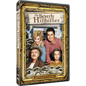 The Beverly Hillbillies: Season 3 DVD