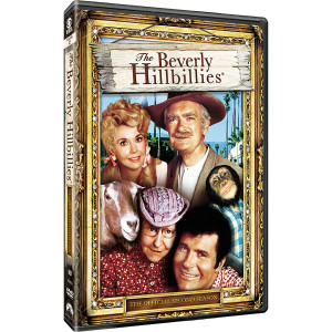 The Beverly Hillbillies: Season 2 DVD