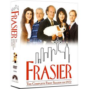 Frasier: Season 1 DVD