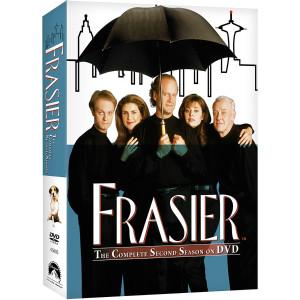Frasier: Season 2 DVD