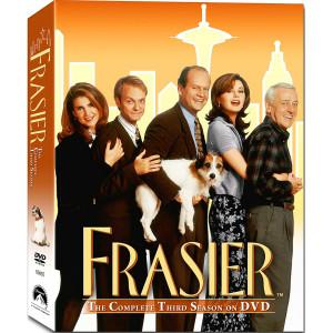 Frasier: Season 3 DVD