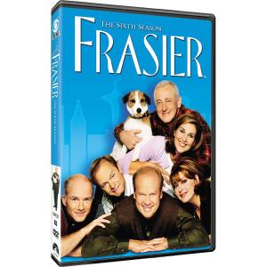 Frasier: Season 6 DVD