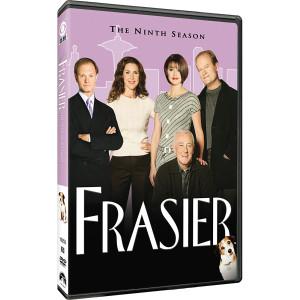 Frasier: Season 9 DVD