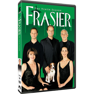 Frasier: Season 10 DVD