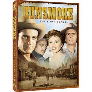 Gunsmoke: Season 1 DVD