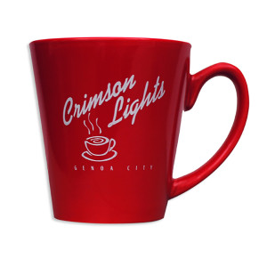 The Young and the Restless Crimson Lights Mug - Red